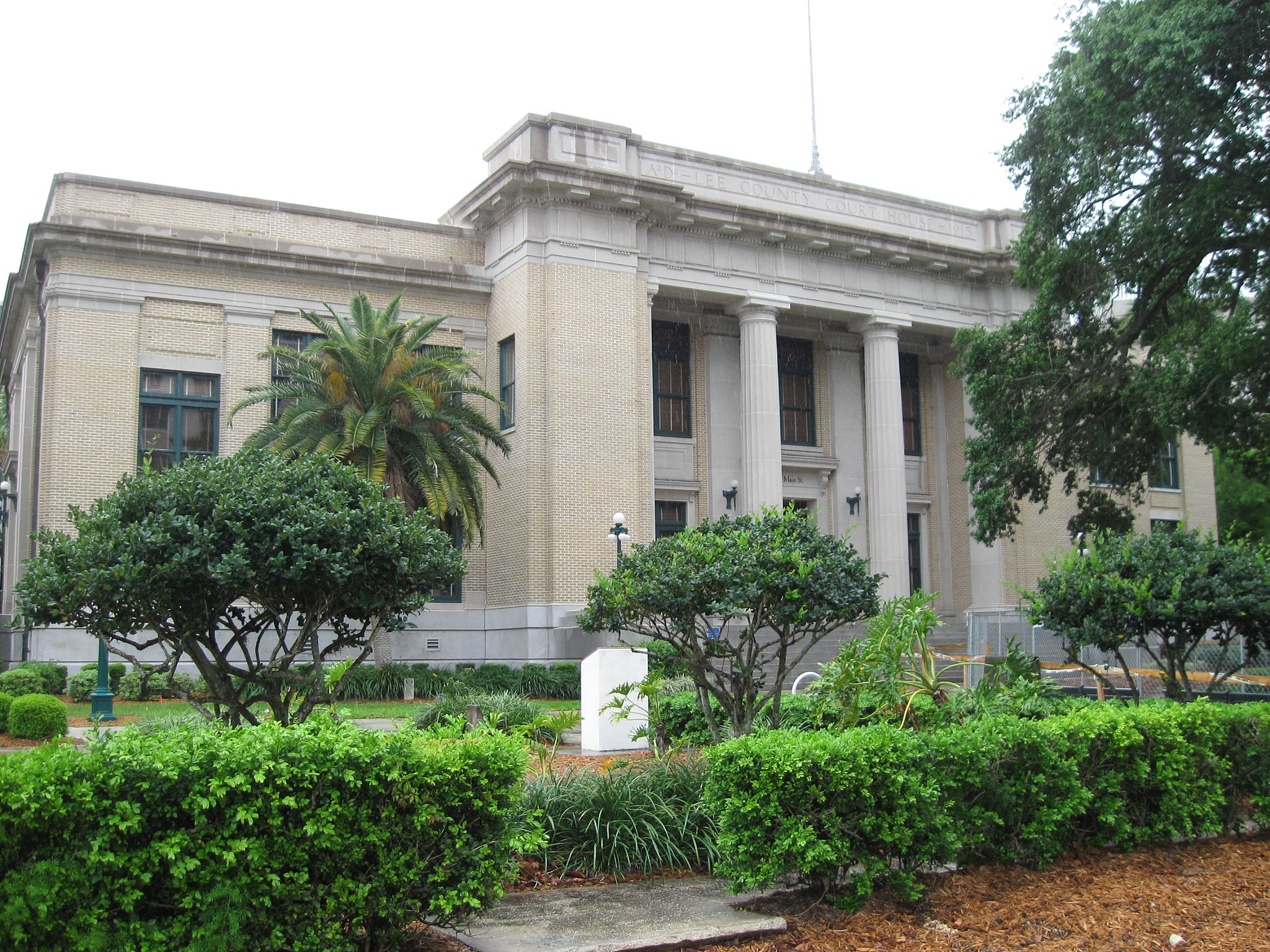 Ft. Myers, FL, Courthouse, Lee County, 04-18-2010 (15)