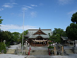 Fuujihachimangu shrine.JPG