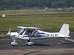 G-CLAL Ikarus C42 (35868238200).jpg