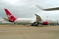 G-VSPY - B789 - Virgin Atlantic Airways