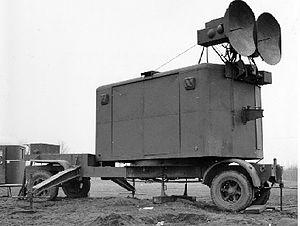 GL Mk. I radar - GL Mk. III C radar