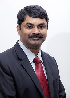 G. Satheesh Reddy Indian scientist