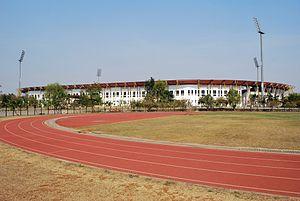 Gachibowli Athletic Stadium - GMC Balayogi Stadium, Gachibowli