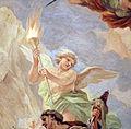 Galleria di luca giordano, 1682-85, antro dell'eternità e nascita dell'uomo 04.JPG