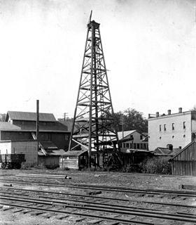 Washington oil field