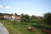Gardens in Naloučany, Třebíč District.jpg