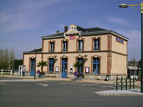 image illustrative de l'article Gare de Briouze