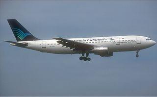 Garuda Indonesia Flight 152 Aviation accident