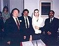 Gary Ackerman and Benazir Bhutto.jpg