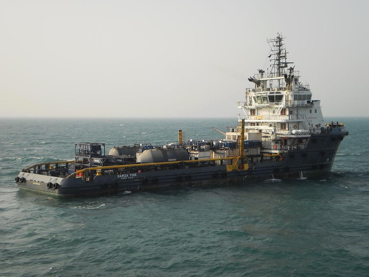 Tidewater (marine services) - Wikipedia