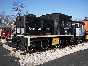 R. Tom Sawyer - Gas turbine locomotive 1149