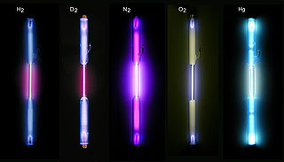 Cold cathode Type of electrode and part of cold cathode fluorescent lamp.