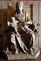 Gasparo cairano, madonna in trono col bambino, 1450-1500 ca.JPG