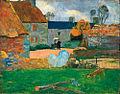 Gauguin Le Toit bleu.jpg