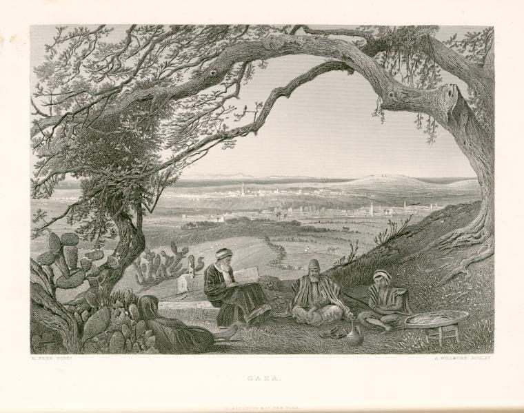 Gaza (1881-1884)