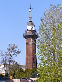 Gdansk latarnia Nowy Port 2