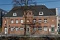 Gebaeude Hansaallee 228 in Duesseldorf-Loerick, von Sueden.jpg
