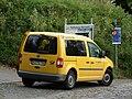 Gelbes Postauto Deutsche Post.JPG