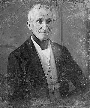 Hugh Brady - Hugh Brady photograph, between 1844 and 1851