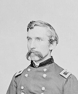 Appomattox Campaign - Brigadier General Joshua Chamberlain