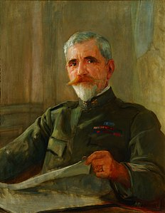 General Di Robilant - Italian Military Representative on the Supreme War Council, Versailles Art.IWMART4211.jpg