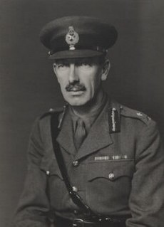 Philip Gregson-Ellis British Army general