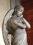 Genova-Cimitero di Staglieno-Angelo di Monteverde-DSCF9031.JPG