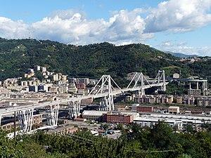 Ponte Morandi Wikipedia