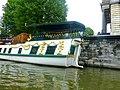 Gent – Ostflandern – Historischer Lastkahn - De Gentse Barge - panoramio (1).jpg