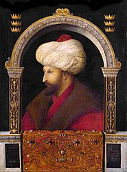 Gentile Bellini: The Sultan Mehmet II