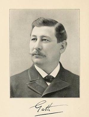 George Alfred Townsend - George Alfred Townsend, ca. 1899