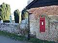 George VI postbox, Harbridge - geograph.org.uk - 1110169.jpg