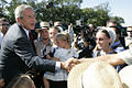 George W. Bush meets with Amish and Mennonite residents in Lancaster.jpg