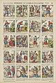 Geschiedenis van Ali-Baba en de 40 roovers (titel op object) Nouvelle imagerie d'Epinal (serietitel op object), RP-P-OB-201.093.jpg
