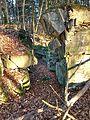 Gesprengter Bunker im Beckinger Wald 20.jpg