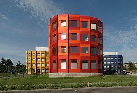 University hospital in Giessen