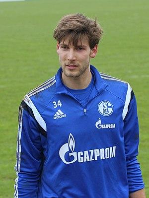 Fabian Giefer - Giefer with Schalke 04 in 2015
