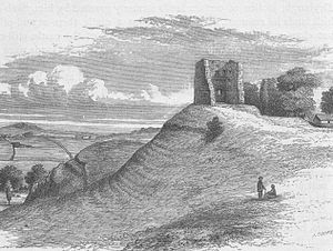 Barony and Castle of Giffen - Image: Giffencastle