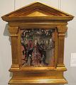 Giorgio schiavone, madonna col bambino tra santi e committenti, 01.JPG