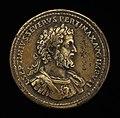 Giovanni da Cavino, Septimius Severus, Emperor, reigned A.D. 193-211 (obverse), NGA 45058.jpg