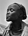 Girl, Dassanech, Ethiopia (15634295216).jpg
