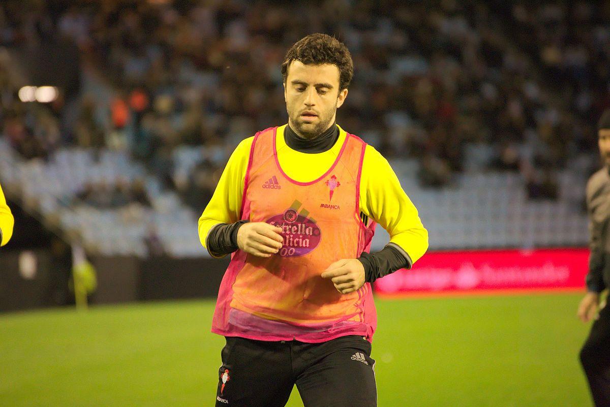 Giuseppe Rossi Fußballspieler –