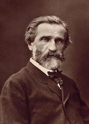 String Quartet (Verdi) - Image: Giuseppi Verdi by Ferdinand Mulnier c 1870