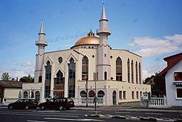 Goettingen Moschee Koenigsstieg Jul08 2