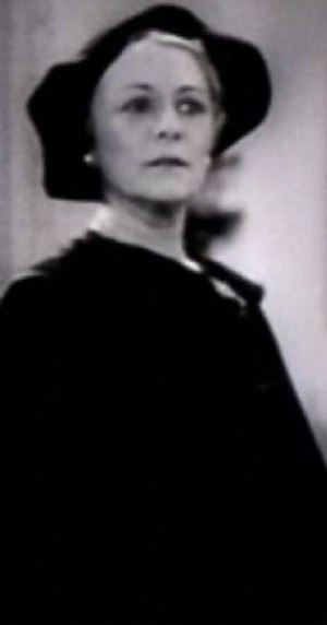 Nella Walker - from the trailer for the film   Going Highbrow (1935)