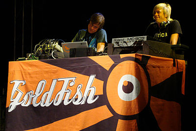 Picture of a band or musician: Goldfish