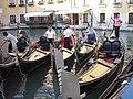 Gondolas in Orseolo Basin 01.JPG