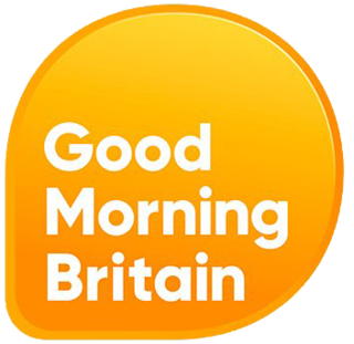 <i>Good Morning Britain</i> (2014 TV programme) British breakfast programme, broadcast on weekdays from 6:00am to 9:00am on ITV