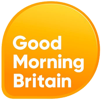 Good Morning Britain (2014 TV programme) - Logo from March 2017-present