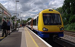 Gospel Oak railway station MMB 21 172007.jpg